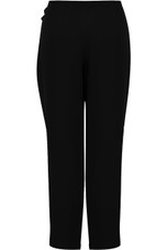 Tapered Eyelet Wrap Pants - 2 Colours