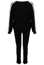 Side Stripes Loungewear - 2 Colours