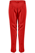 Tailored Ankle Grazer Trousers - 4 Colours
