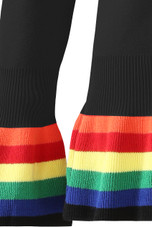 Rainbow Hemline Jumpers - Mixed Colour Pack