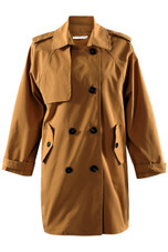 Lightweight Trench Coat - 2 Colours