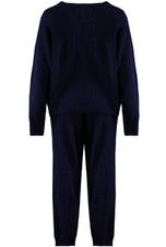 Cable Knit Jumper & Trouser Loungewear - 3 Colours