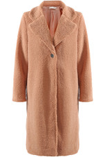 Faux Sherpa Fur Overcoat - 3 Colours