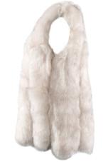 Beaver Faux Fur Gilet - 3 Colours