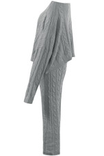 Off the Shoulder Cable Knit Loungewear - Mix Colours Pack