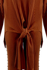 Pearls Trim Tie Up Loungewear - Mix Colours Pack