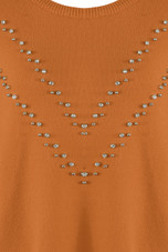 Pearls & Studs Trim Jumpers - Mix Colours Pack