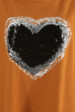 Heart Trim Long Jumpers - Mix Colours Pack