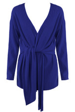 Ribbed Tie Up Jumper Dress - Mix Colours Pack