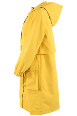 Hooded Rain Mac