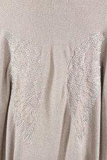 Angel Wings Back Oversize Jumper - Mixed Colour Pack