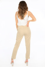 Tailored Pinstripe Trousers - 3 Colours