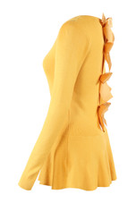 Bow Back Frill Hem Jumpers - Mix New Colours Pack