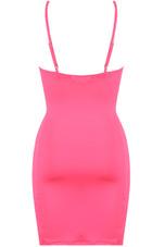 Neon Cami Mini Dress