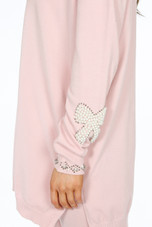 Butterfly Pearls Trim Loungewear - Mix New Colours Pack