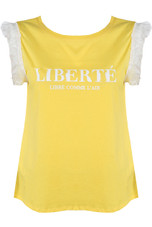 LIBERT'E Slogan Tops - Mix New Colours Pack