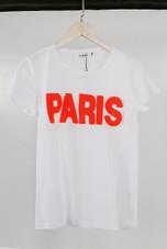 'PARIS' Slogan Tee