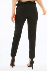 Ruffle Trim Trousers