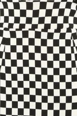Monochrome Print Pinafore Dress - 2 Prints