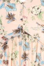Chiffon Floral Maxi Dress - 2 Colours