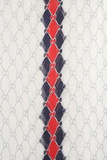 Rhombus Silk Scarf - 5 Colours