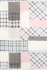 Plaid Block Print Scarfs - 5 Colours