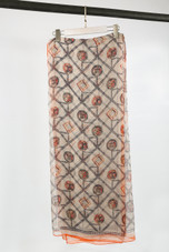Printed Silk Scarf - 5 Colours
