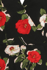 Floral Wrap Midi Dress - 2 Colours