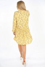 Vintage Floral Day Dress - 3 Colours
