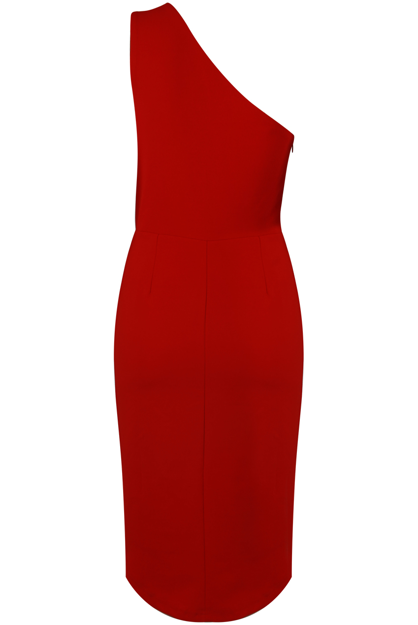 874d2252e79 One Shoulder Cut Out Bodycon Dress - Buy Fashion Wholesale in The UK