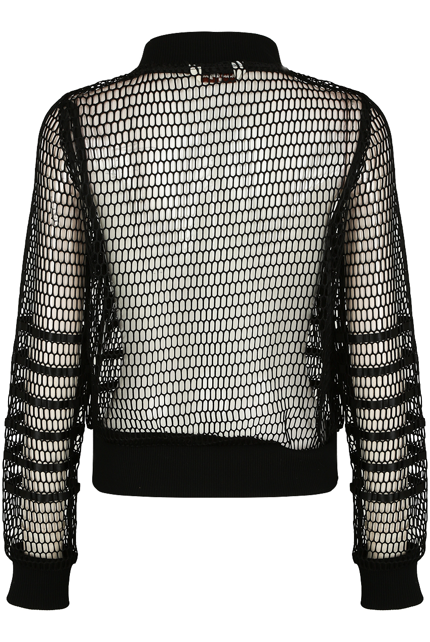 c7c8ba8a4 Net Mesh Bomber Jacket - 2 Colours