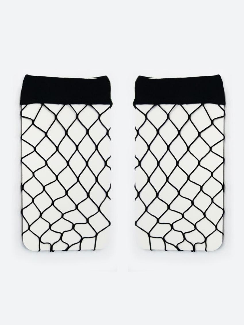 8fc4bfc82 Oversized Fishnet Ankle Socks - Buy Fashion Wholesale in The UK