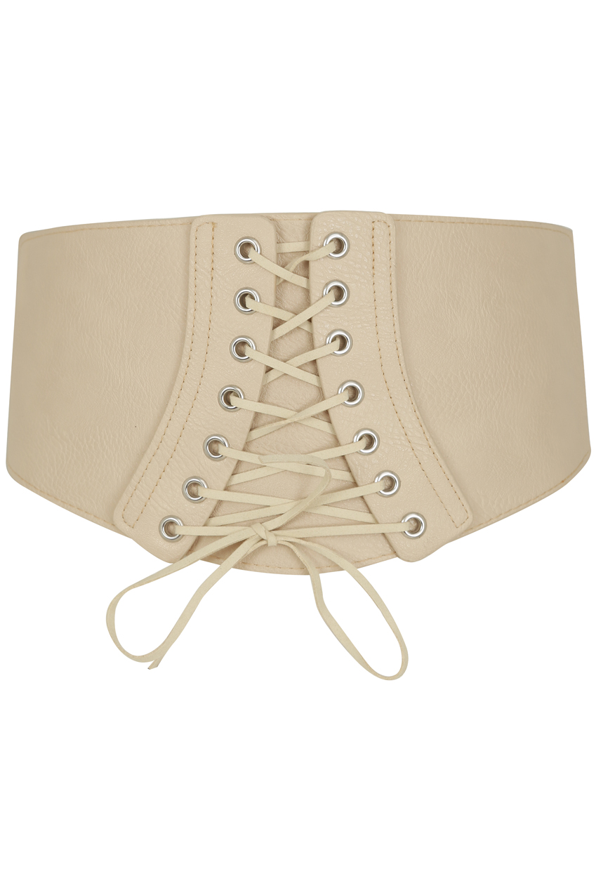c3cf76a0265 Faux Leather Corset Belt - Buy Fashion Wholesale in The UK