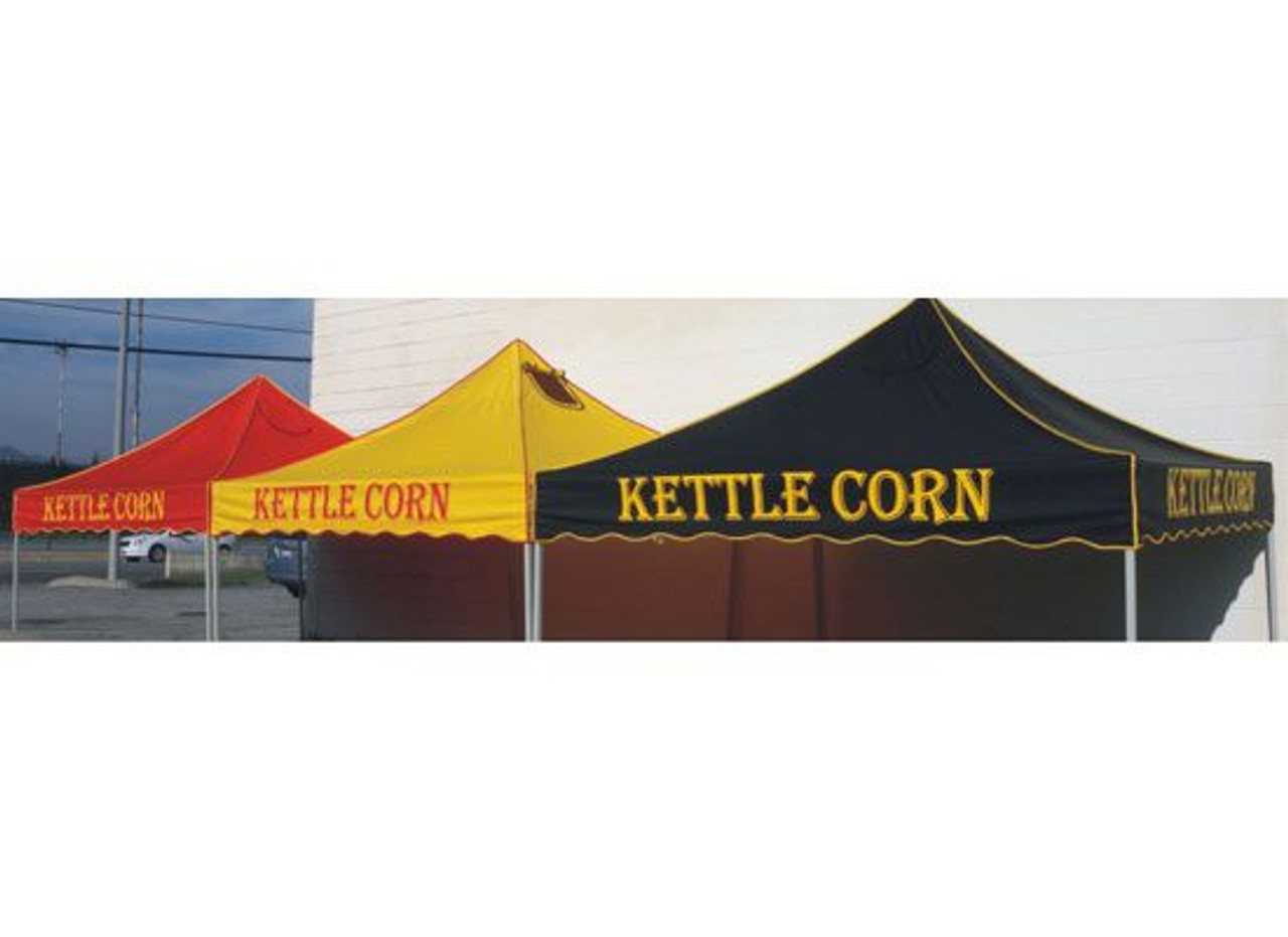 Four Seasons Kettle Corn Replacement Top 10x10