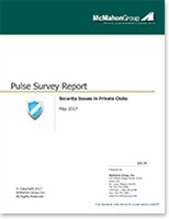 Pulse Survey Report - Security in Private Clubs