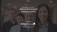 McMahon Group Pulse Survey on Human Resources