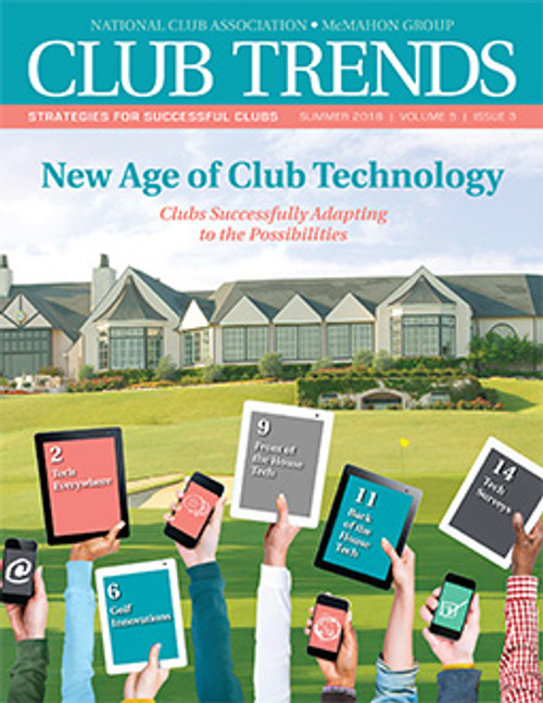 Club Trends: New Age of Club Technology