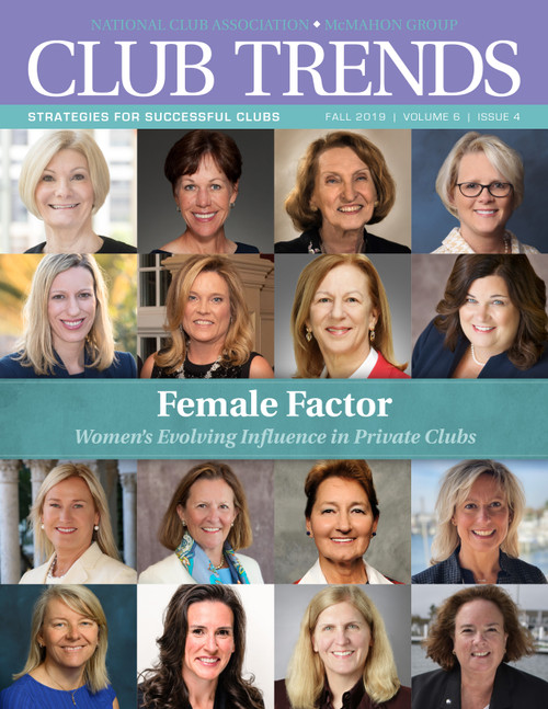Club Trends: Female Factor