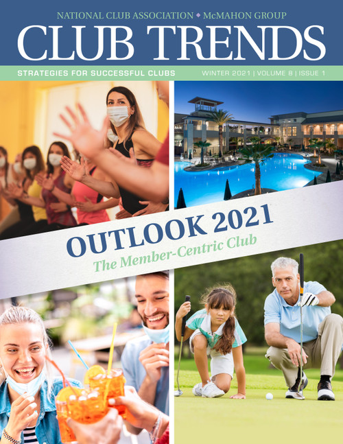 The annual Club Trends Outlook report for 2021.