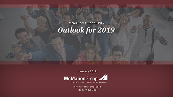Pulse Survey   Outlook for 2019