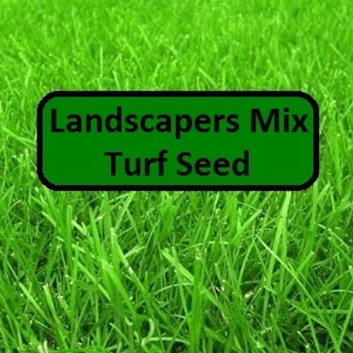 Landscapers Mix Turf Seed