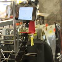Fastest and easiest adaptable mount for smartphones: ActionPod and MeFOTO SideKick360