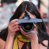 The best lightweight, mobile lens shade for DSLR and video cameras - not your average lens hood!