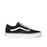 Vans Old Skool Shoes Kids in Black True White