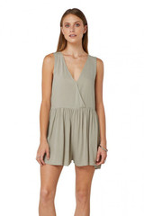 Elwood Syd Jumpsuit Ladies in Sage Green