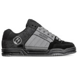 Globe Tilt Shoes Mens in Black Charcoal Split