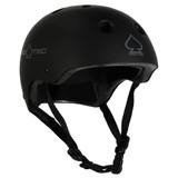 Protec Classic Certified Helmet in Matte Black