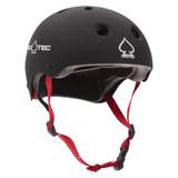Protec JR Classic Certfied Skate Helmet in Matte Black