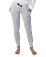 Rip Curl Anti-Series Flux II Track Pant Ladies in Light Grey Heather