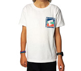 Trigger Bros Bodhi Tee Youth in White
